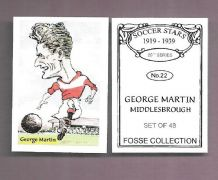 Middlesbrough George Martin 22 (FC)